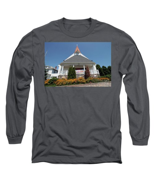 Emanuel Lutheran Church  Patchogue Ny Long Sleeve T-Shirt