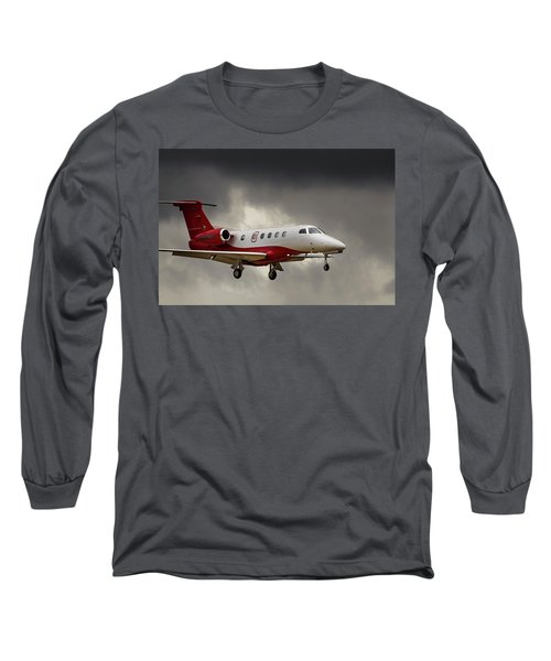 Emb-505  Landing Long Sleeve T-Shirt