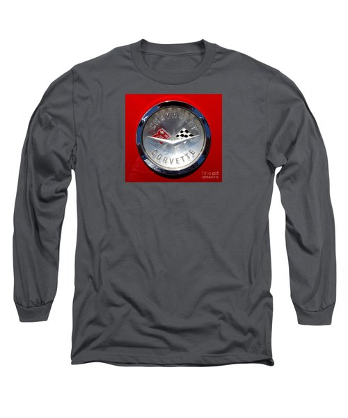 Long Sleeve T-Shirt featuring the photograph Emblem Beauty by Rebecca Davis