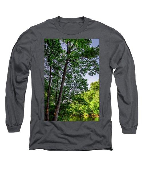 Emerald Afternoon Long Sleeve T-Shirt