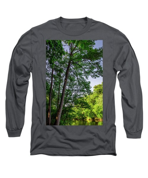 Emerald Afternoon Long Sleeve T-Shirt