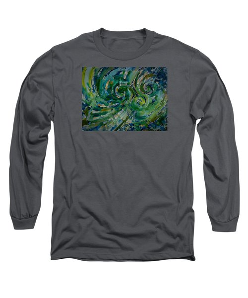 Emerald Green Long Sleeve T-Shirt