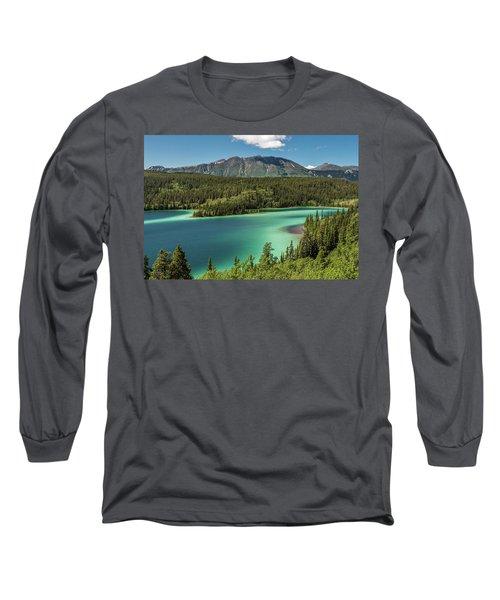 Emerald Lake Long Sleeve T-Shirt