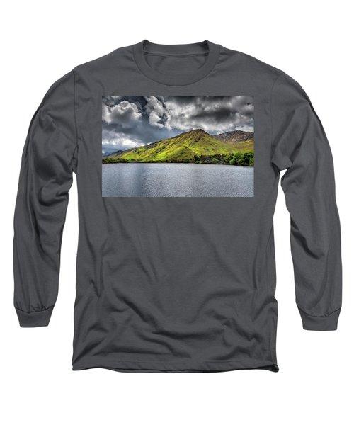 Emerald Peaks Long Sleeve T-Shirt