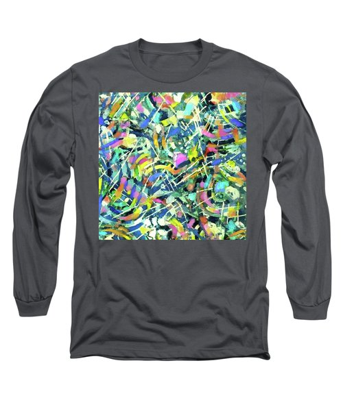 Emergence - Detail Long Sleeve T-Shirt