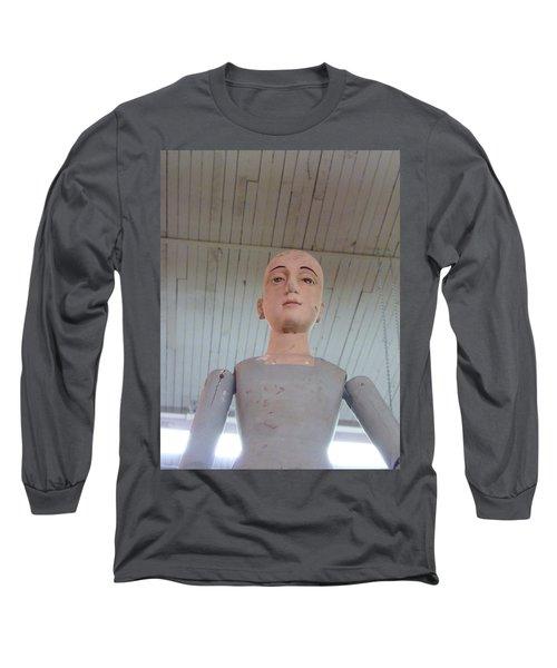 Emotional Escrow Long Sleeve T-Shirt