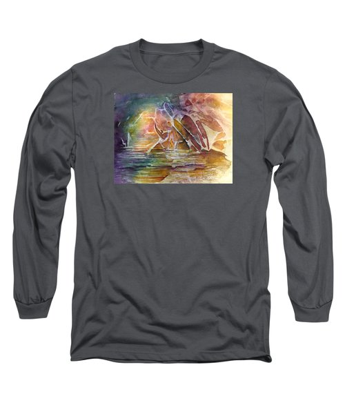Enchanted Cavern Long Sleeve T-Shirt