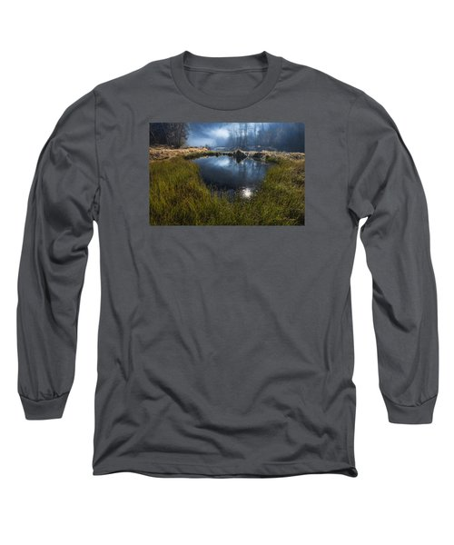 Enchanted Pond Long Sleeve T-Shirt