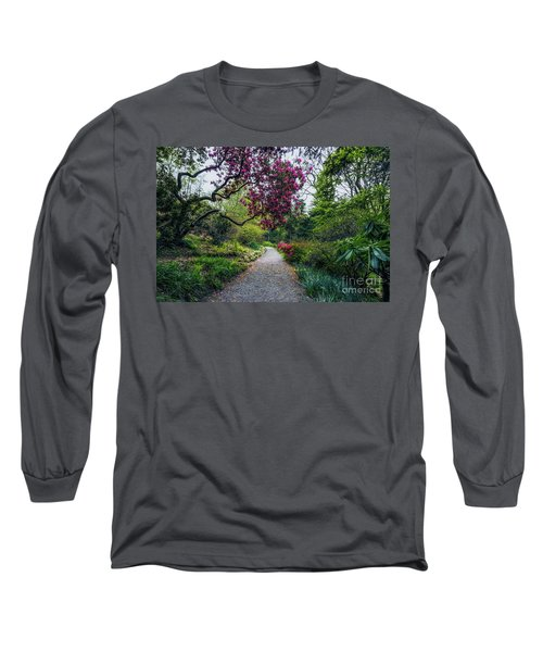 Enchanting Garden Long Sleeve T-Shirt