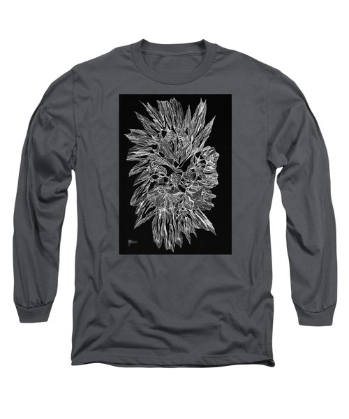 Encirclement Long Sleeve T-Shirt by Charles Cater