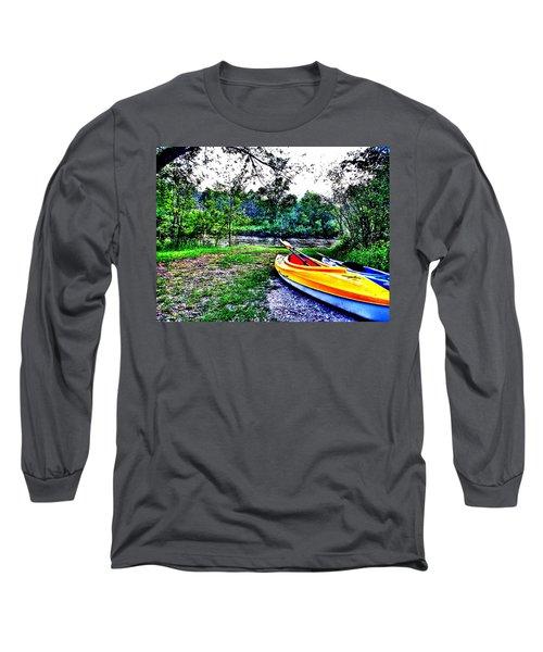 End Long Sleeve T-Shirt
