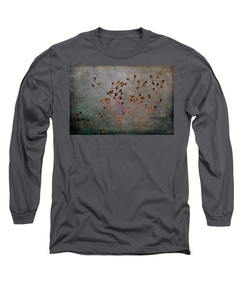 Long Sleeve T-Shirt featuring the photograph End And Beginning by Randi Grace Nilsberg