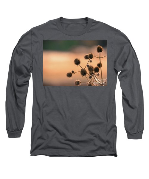 Long Sleeve T-Shirt featuring the photograph End Of Summer by Lisa L Silva