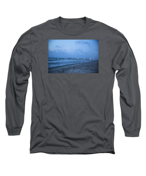 End Of The Season Padre 3 Long Sleeve T-Shirt