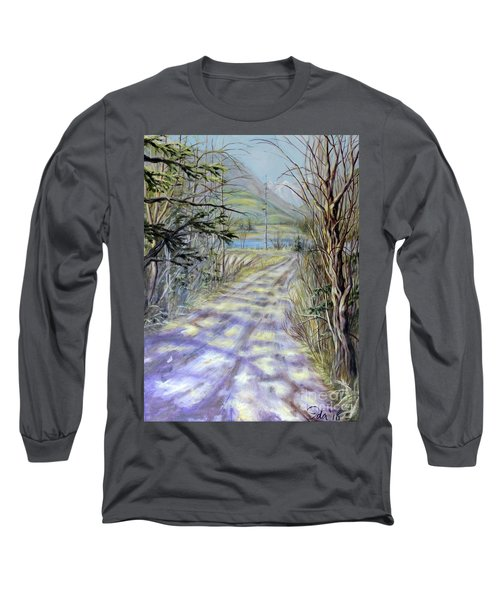 End Of Winter Long Sleeve T-Shirt
