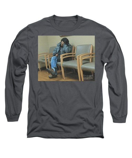 Endlessly Waiting Long Sleeve T-Shirt