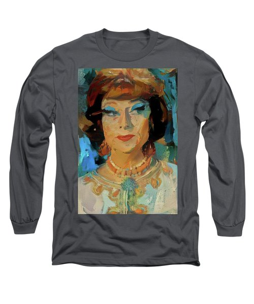 Endora Long Sleeve T-Shirt by Richard Laeton