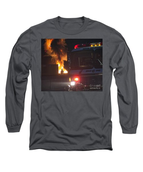 Engine 6 Long Sleeve T-Shirt