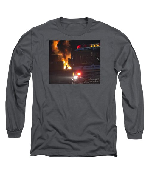 Engine 6 Long Sleeve T-Shirt