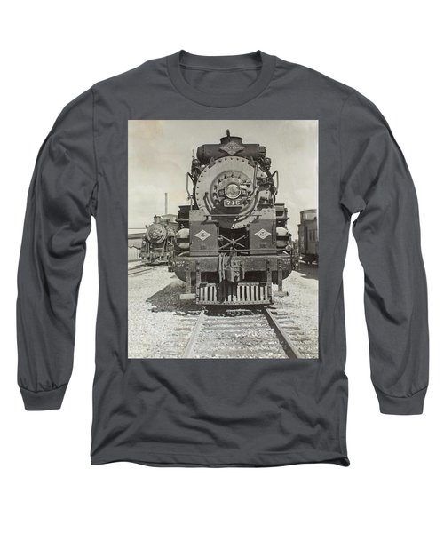 Engine 715 Long Sleeve T-Shirt