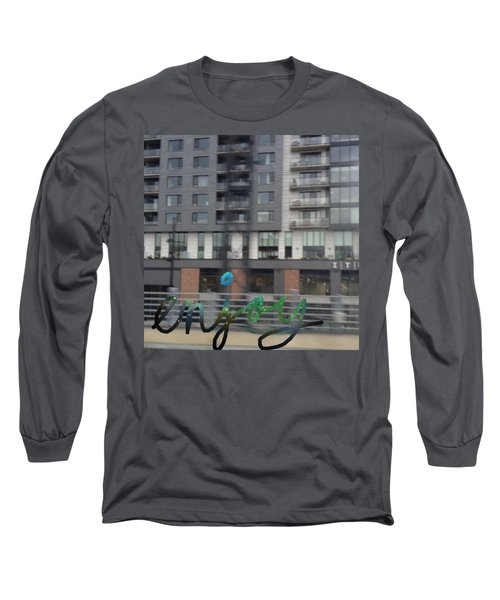 Enjoy Long Sleeve T-Shirt