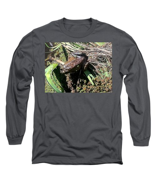 Enjoying Sunshine Long Sleeve T-Shirt