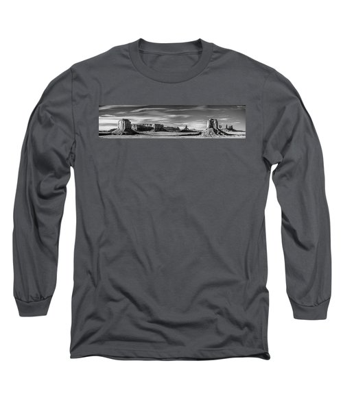 Long Sleeve T-Shirt featuring the photograph Enjoying The Calm by Jon Glaser