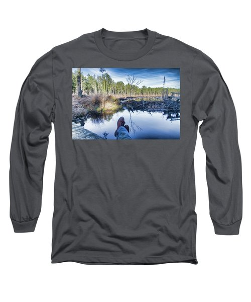 Enjoying The View Long Sleeve T-Shirt