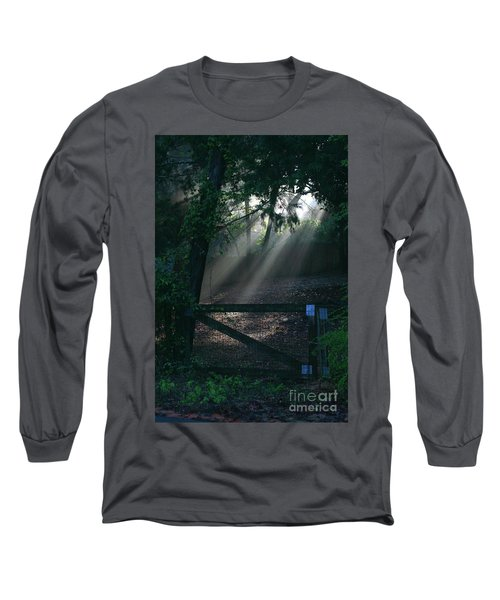 Enlighten Long Sleeve T-Shirt
