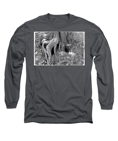 Ent Foot Long Sleeve T-Shirt