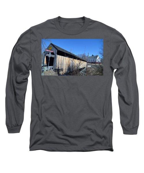 Enter Here Long Sleeve T-Shirt