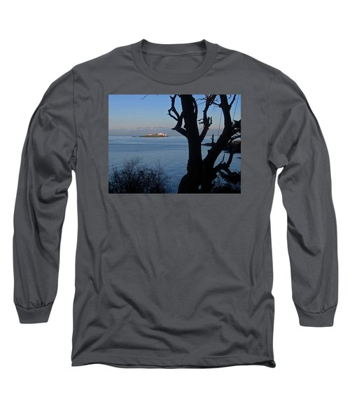 Entrance Island, Bc Long Sleeve T-Shirt by Anne Havard