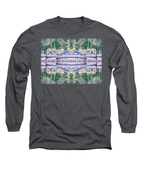 Entranced Long Sleeve T-Shirt by Keith Armstrong