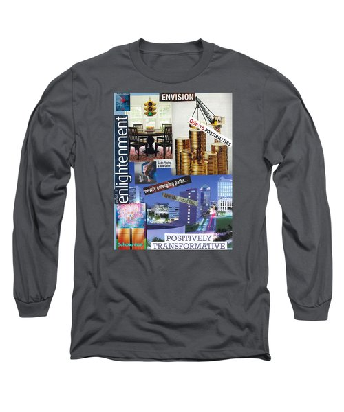 Envision More Long Sleeve T-Shirt