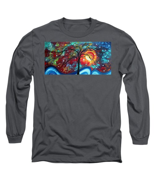Envision The Beauty By Madart Long Sleeve T-Shirt
