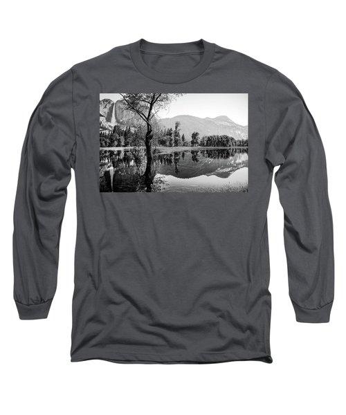 Ephemeral Long Sleeve T-Shirt by Ryan Weddle