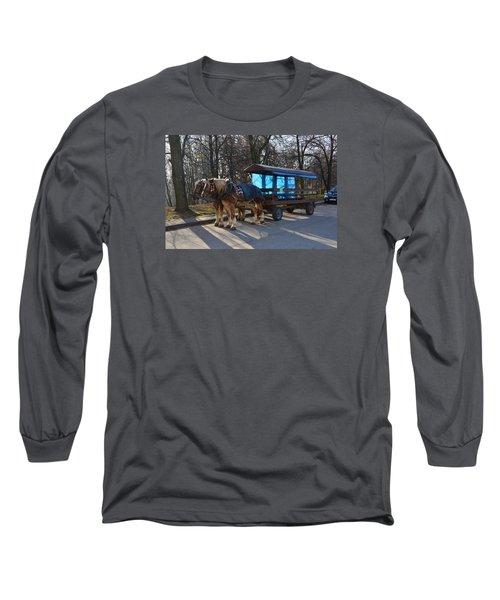 Equestrian Team Long Sleeve T-Shirt