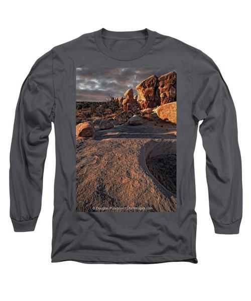 Escalante Desert Sunset Long Sleeve T-Shirt