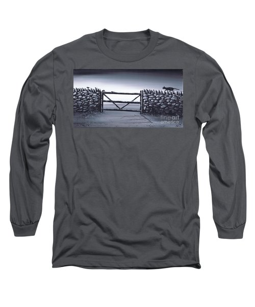 Escape Plan Long Sleeve T-Shirt