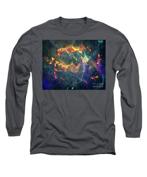 Escaping The Vortex Long Sleeve T-Shirt