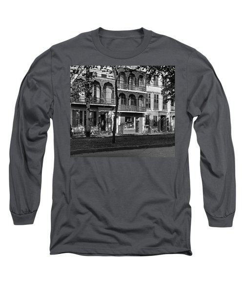 Esplanade Ave Long Sleeve T-Shirt