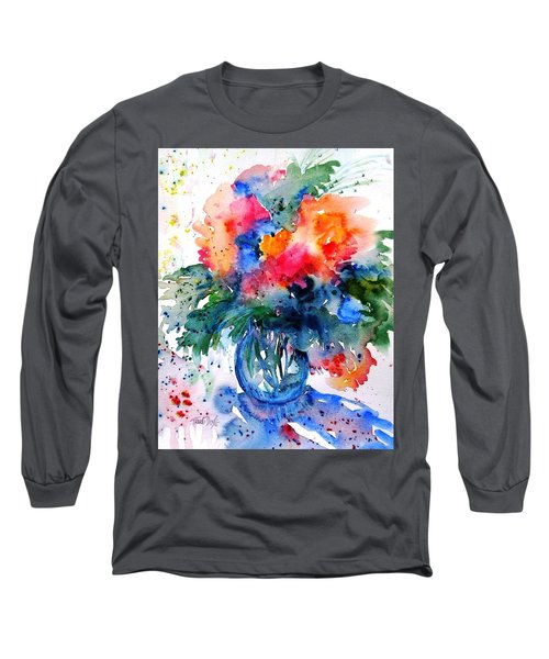 Essence Of Summer #2 Long Sleeve T-Shirt