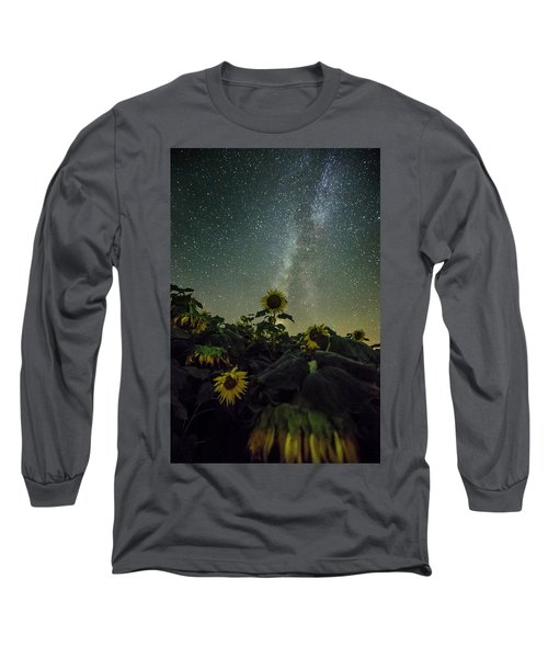 Long Sleeve T-Shirt featuring the photograph Estelline by Aaron J Groen