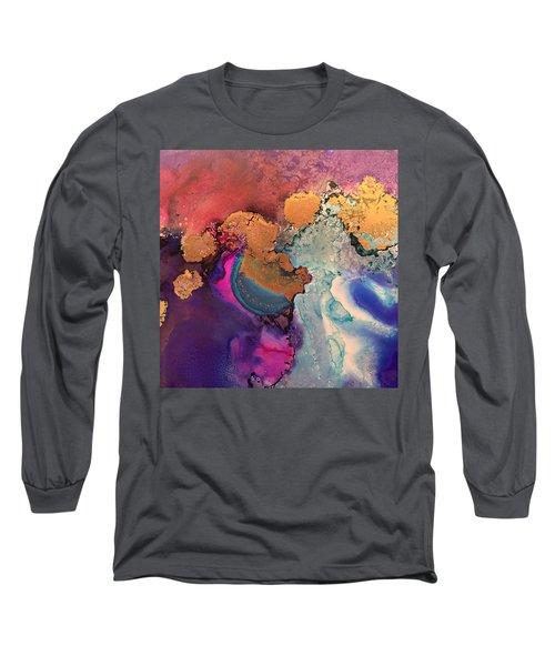 Estuary Of My Heart Long Sleeve T-Shirt