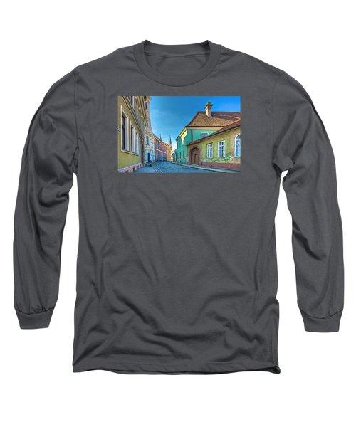 Esztergom Pastels Long Sleeve T-Shirt