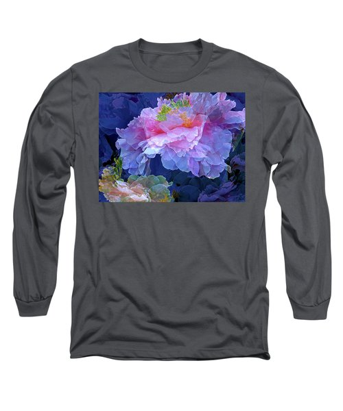 Ethereal 10 Long Sleeve T-Shirt by Lynda Lehmann