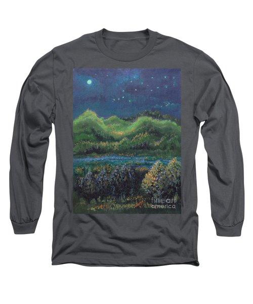 Ethereal Reality Long Sleeve T-Shirt