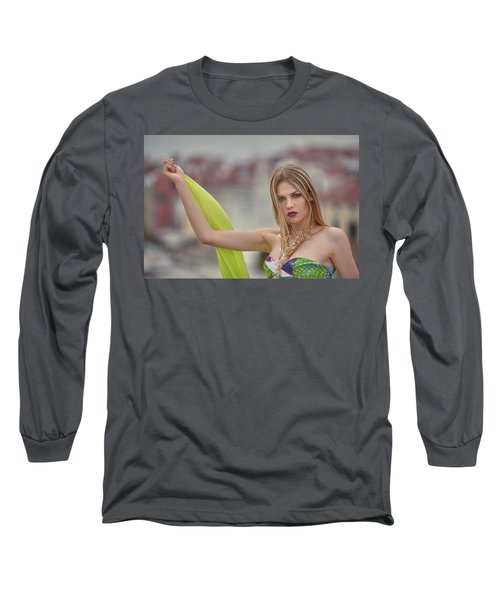 Evelyn Long Sleeve T-Shirt