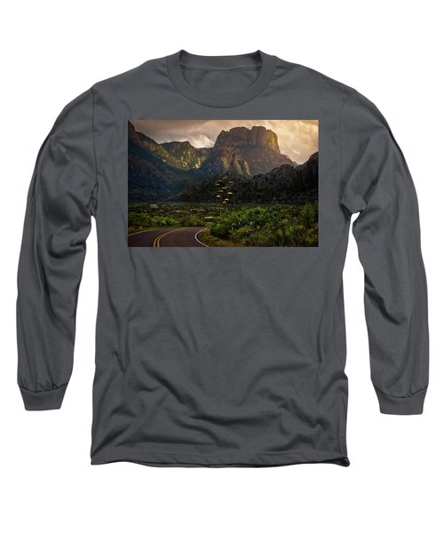 Evening At The Chisos Long Sleeve T-Shirt