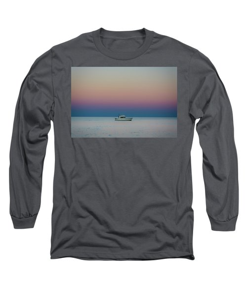 Evening Charter Long Sleeve T-Shirt